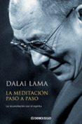 LA MEDITACION PASO A PASO - 9788497933773 - DALAI LAMA