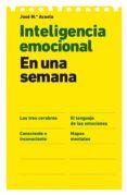 INTELIGENCIA EMOCIONAL: EN UNA SEMANA - 9788498751673 - JOSE MARIA ACOSTA