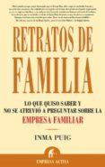 retratos de familia (ebook)-inma puig santos-9788499443973