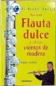 EL JOVEN MUSICO APRENDE FLAUTA Y OTROS VIENTOS DE MADERA - 9789583015373 - SIMON WALTON
