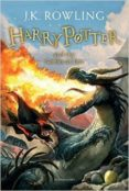 HARRY POTTER AND THE GOBLET OF FIRE - 9781408855683 - J.K. ROWLING