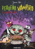 PEQUEÑO VAMPIRO Y LA SOPA DE CACA - 9786074002683 - JOANN SFAR