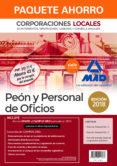 PAQUETE AHORRO PEÓN Y PERSONAL DE OFICIOS DE CORPORACIONES LOCALES