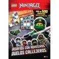 LEGO NINJAGO. DESAFÍOS CON ADHESIVOS. DUELOS CALLEJEROS - 9788417316983 - VV.AA.