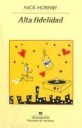alta fidelidad (ebook)-nick hornby-9788433940483