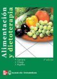 ALIMENTACION Y DIETOTERAPIA (4ª ED.) - 9788448602383 - PILAR CERVERA