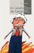 UN CABALLO DE FUEGO - 9788498450583 - FINA CASALDERREY
