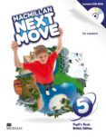 MACMILLAN NEXT MOVE LEVEL 5 PUPIL S BOOK PACK (BRITISH EDITION) - 9780230466593 - VV.AA.