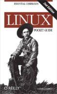 linux pocket guide-daniel j. barrett-9781449316693