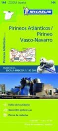 MAPA ZOOM ESP. PIRIN ATL. VASCO-NAVAR 2017 - 9782067218093 - VV.AA.