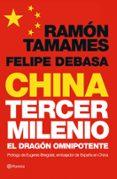 CHINA, TERCER MILENIO - 9788408006893 - RAMON TAMAMES