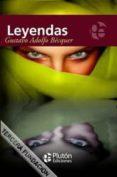 LEYENDAS - 9788415089193 - GUSTAVO ADOLFO BECQUER