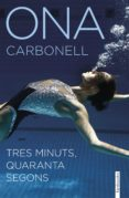 tres minuts, quaranta segons (ebook)-ona carbonell ballestero-9788416297993