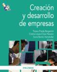 CREACION Y DESARROLLO DE EMPRESAS - 9788436824193 - VV.AA.