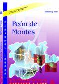 PEON DE MONTES. JUNTA DE CASTILLA Y LEON. TEMARIO Y TEST - 9788466568593 - VV.AA.
