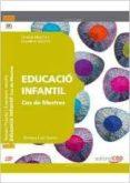 COS DE MESTRES. EDUCACIÓ INFANTIL. TEMARI PRÀCTIC I EXAMENS RESOLTS - 9788468143293 - VV.AA.