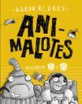 ANIMALOTES 5 Y 6: FOLLON INTERGALACTICO / ALIENS CONTRA ANIMALOTES - 9788469848593 - AARON BLABEY