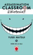 ASSASINATION CLASSROOM 11: ¡¡VICTORIA!! - 9788490945193 - YUSEI MATSUI
