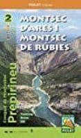 MONTSEC D ARES I MONTSEC DE RÚBIES - 9788494516993 - VV.AA.