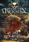 EL MAR DE LOS MONSTRUOS (PERCY JACKSON Y LOS DIOSES DEL OLIMPO II ) - 9788498387193 - RICK RIORDAN