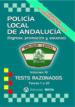 policia local de andalucia volumen iv (tests razonados) (2ª ed.)-9788482193243