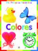 colores (mis primeras palabritas)-9788466230063