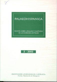 Permacultivo.es Palaeohispanica Nº 2 (2002): Revista Sobre Lenguas Y Culturas De La Hispania Antigua Image