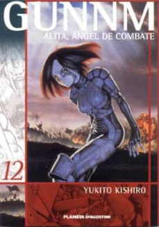 Vinisenzatrucco.it Gunmm-alita, Angel De Combate Nº 12 Image