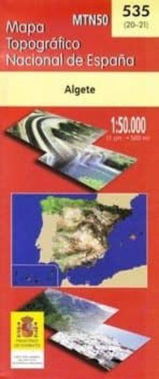 Ojpa.es Algete (1:50000) Image