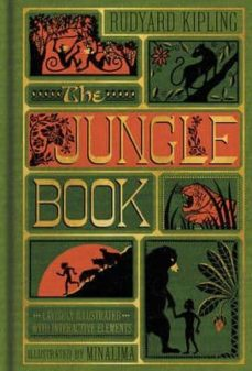 Epub descargas gratuitas de libros electrónicos HARPER DESIGN CLASSICS: THE JUNGLE BOOK. ILLUSTRATED BY MINALIMA MOBI PDF DJVU