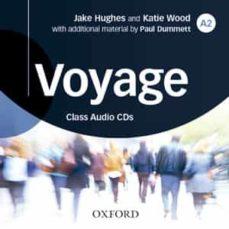 Descargar libros más vendidos pdf VOYAGE A2 CLASS CD (4) (Literatura española) 9780194522403