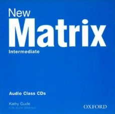 Eldeportedealbacete.es New Matrix Intermediate Class Audio Cds Image