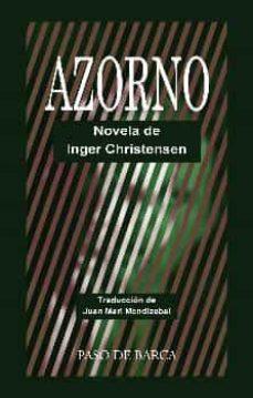 Ebooks descargables en formato pdf. AZORNO de INGER CHRISTENSEN in Spanish