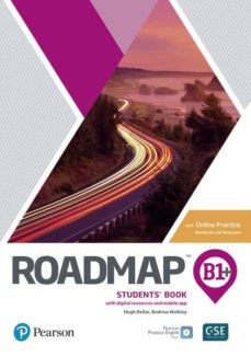 Descargar libros electrónicos en español ROADMAP B1+ STUDENTS  BOOK AND ONLINE PRACTICE PACK RTF ePub DJVU 9781292271903 (Spanish Edition)