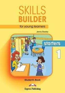 Descarga los libros gratis. SKILLS BUILDER STARTERS 1 S S BOOK (Literatura española) 9781471559303 de JENNY DOOLEY CHM PDB RTF