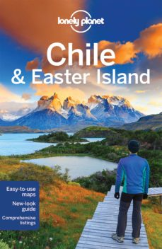 chile & easter island (10th ed.) (lonely planet)-carolyn mccarthy-greg benchwick-9781742207803