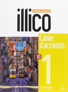 Descarga gratuita de libros de datos electrónicos ILLICO 1 EJERCICIOS + CD AUDIO de  (Spanish Edition)