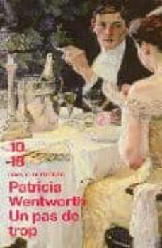 Descargar libros en formato mp3. UN PAS DE TROP  (Literatura española)