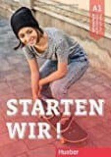 Libros para descargar en iphone STARTEN WIR A1 AB+CD-AUDIO ARBEITSBUCH (LIBRO DE EJERCICIOS) RTF iBook 9783190260003