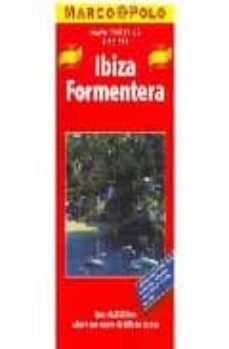 Mrnice.mx Ibiza; Formentera: Mapa Turistico (1:55555) Image