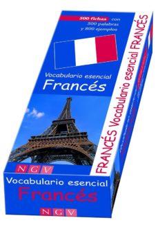 frances: vocabulario esencial-9783625004103
