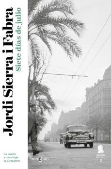 siete días de julio (inspector mascarell 2) (ebook)-jordi sierra i fabra-9788401339103
