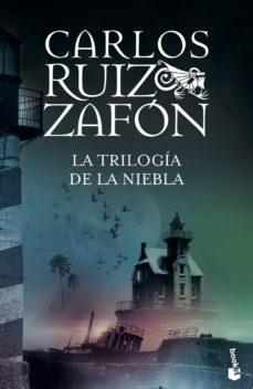 la trilogia de la niebla (contiene: el principe de la niebla; el palacio de la medianoche; las luces de septiembre)-carlos ruiz zafon-9788408176503