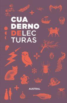 Descarga de libros en pdf en línea. CUADERNO DE LECTURAS 9788408217503 (Spanish Edition)