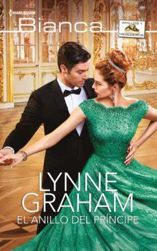 el anillo del príncipe (ebook)-lynne graham-9788413070803