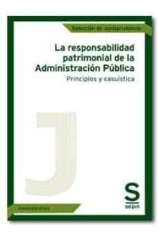 Bressoamisuradi.it La Responsabilidad Patrimonial De La Administracion Publica Principios Y Casuistica Image