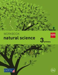 natural science 3º educacion primaria workbook savia ed 2015-9788415743903