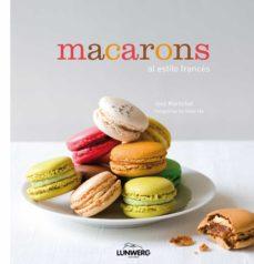 macarons al estilo frances-jose marechal-9788416177103