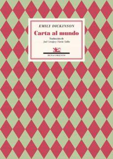Descarga gratuita de bookworn 2 CARTA AL MUNDO CHM DJVU 9788416685103
