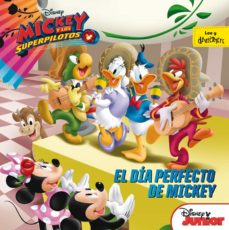 Cronouno.es Mickey Y Los Superpilotos: El Dia Perfecto De Mickey: Cuento Image